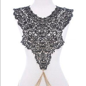 Jewelry - Crochet Body Chain
